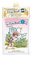 Fancy Nancy: Poison Ivy Expert Book and CD (I Can Read Level 1)