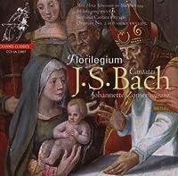 Bach: Cantatas Bwv 82a 146 & 199 by Johannette Zomer (2007-12-11)