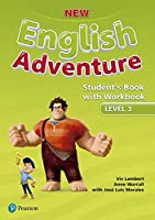 New English Adventure - Level 3. Student's Book Pack