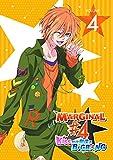 【Amazon.co.jp限定】MARGINAL#4 KISSから創造るBig Bang 4(初回仕様版)(全巻購入特典:「アニメイラスト描き下ろし全巻収納BOX(キャラクター:「MARGINAL#4」の4人)」引換シリアルコード付)DVD