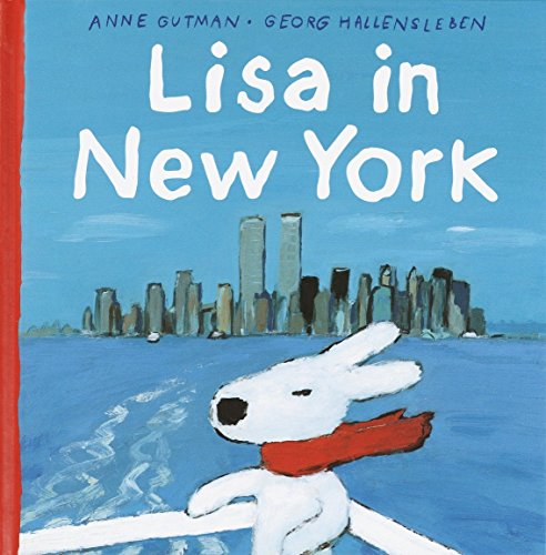 Lisa in New York (The Misadventures of Gaspard and Lisa)の詳細を見る