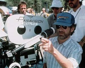 ブロマイド写真★スティーブン・スピルバーグ/インディ・ジョーンズの帽子を被り『オールウェイズ』を撮る