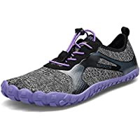 TQGOLD Mens Womens Lightweight Barefoot Walking Water Shoes Athletic Outdoor Jogging Shoes Beach Casual