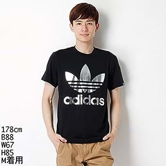 アディダス オリジナルス(adidas originals) Tシャツ(ORI FOIL TEE)【236ブラック/O】