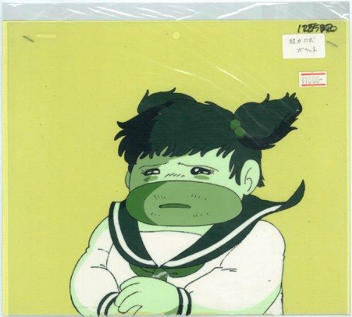 ・超力ロボガラット セル画 No.0532