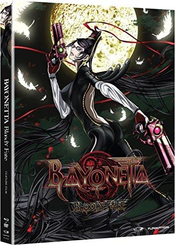 BAYONETTA Bloody Fate 北米版 / Bayonetta: Bloody Fate - Anime Movie [Blu-ray+DVD][Import]