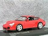 1/43 ポルシェ 〓 911 ( 996 ) カレラ 4S RED 〓 PORSCHE
