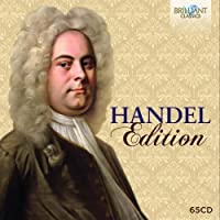 Handel Edition by Various Artists (2015-09-04)