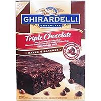2.26kg GHIRARDELLI ギラデリ チョコブラウニーミックス チョコチップ入り 2.26Kg(565g×4袋)