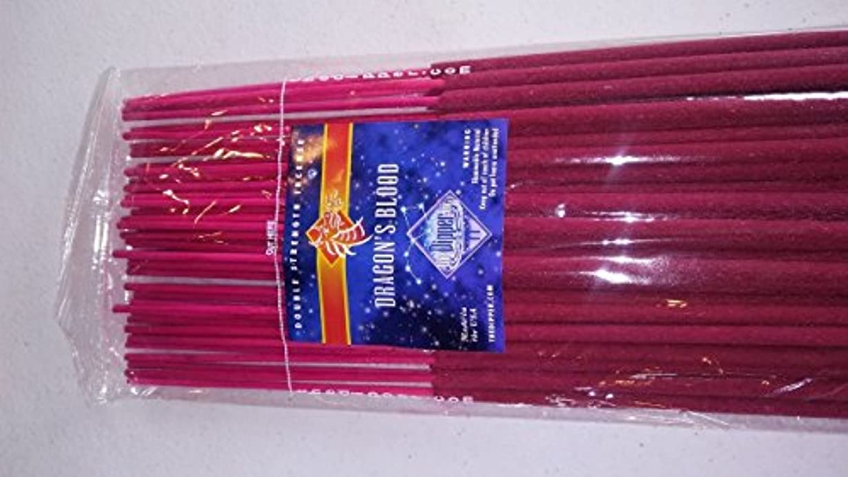 リーズオッズ不変The Dipper Dragon 's Blood 19インチジャンボIncense Sticks – 50 Sticks