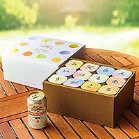 【Amazon.co.jp限定】キリン一番搾り生ビール 父の日メッセージギフト 350ml×12本