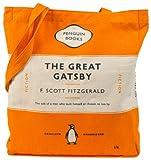 Penguin Tote: Great Gatsby (Orange)