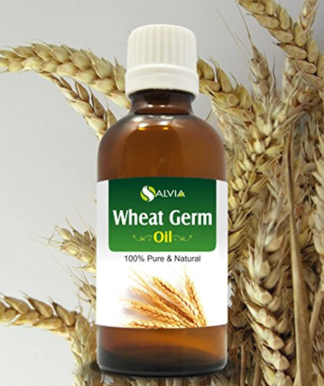 シロナガスクジラ上に引き付けるWHEAT GERM 100% NATURAL PURE UNDILUTED UNCUT ESSENTIAL OIL 15ML
