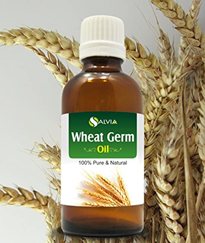 大混乱援助するディスコWHEAT GERM 100% NATURAL PURE UNDILUTED UNCUT ESSENTIAL OIL 30ML