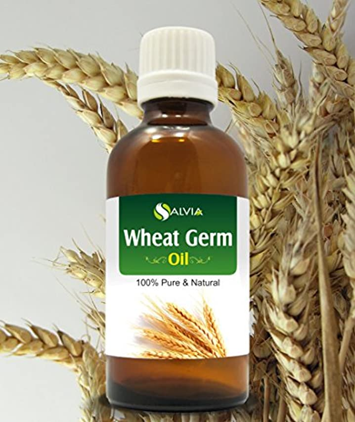 手順注入する体現するWHEAT GERM 100% NATURAL PURE UNDILUTED UNCUT ESSENTIAL OIL 100ML