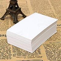 100個白書きカード 名物ワードカード 90x55mm