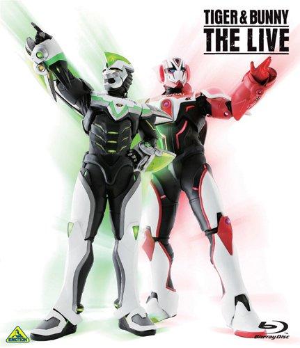 TIGER & BUNNY THE LIVE [Blu-ray]の詳細を見る