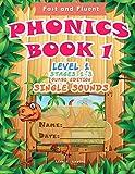 Phonics Book 1: Level 1. Stages 1 - 3. Jumbo Edition (Jumbo Phonics Program)