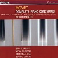 Mozart: Cpte Piano Concertos