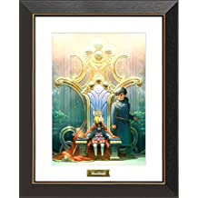 【Amazon.co.jp限定】二ノ国II A4キャラファイングラフ「二人の王」