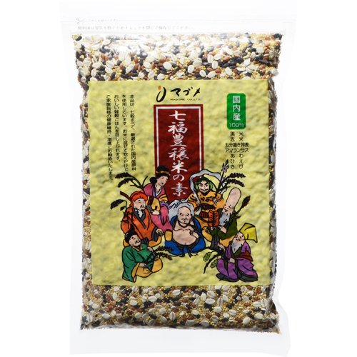 国内産 七福豊穣米の素 500g