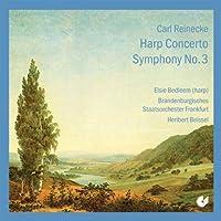 Reinecke: Harp Concerto op.182, Symphony No. 3 by Elsie Bedleem (harp) (2011-06-16)
