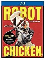 Robot Chicken: Season Five [Blu-ray] [Import]