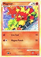 Pokemon - Magmar (52/95) - HS Unleashed