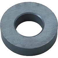 TRUSCO(トラスコ) フェライト磁石 外径80mmX厚み10mm (1個=1PK) TF80RA-1P
