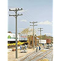 Walthers SceneMaster Electric Utility Pole Set [並行輸入品]