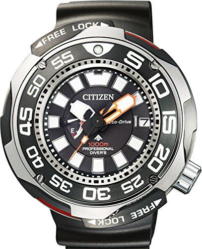 [シチズン]CITIZEN 腕時計 PROMASTER プロマスター エコ・ドライブ マリンシリーズ プロフェッショナルダイバー1000m BN7020-09E メンズ