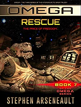 OMEGA Rescue: (Book 7) by [Arseneault, Stephen]