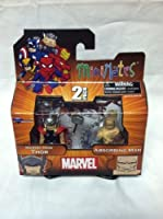 Marvel Minimates TRU Wave 18 Marvel Now Thor And Absorbing Man
