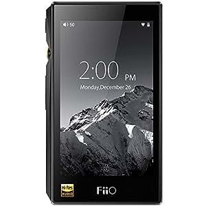 FiiO X5 3rd gen ハイレゾオーディオプレーヤー BLACK [並行輸入品]