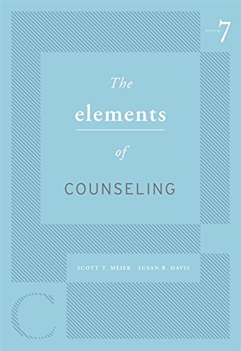 Download The Elements of Counseling (Hse 125 Counseling) 0495813338