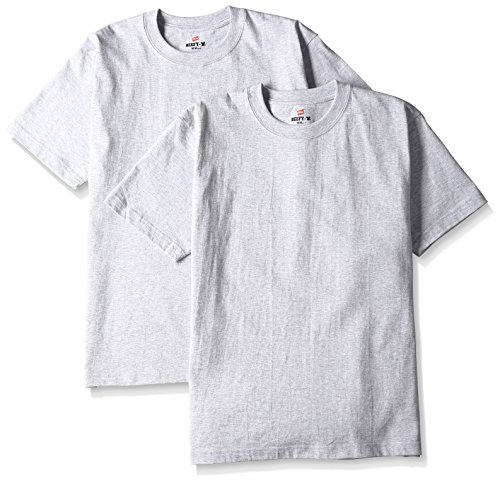 (ヘインズ)Hanes Tシャツ BEEFY  2枚組 H5180-2 060 ヘザーグレー M