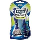 SCHICK XTREME 3 ULTIMATE 4PK