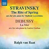 ドビュッシー:海/ストラヴィンスキー:春の祭典(ピアノ独奏版)
