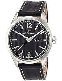 [ハミルトン]HAMILTON 腕時計 BROADWAY(ブロードウェイ) デイデイト クォーツ H43311735 メンズ 【正規輸入品】
