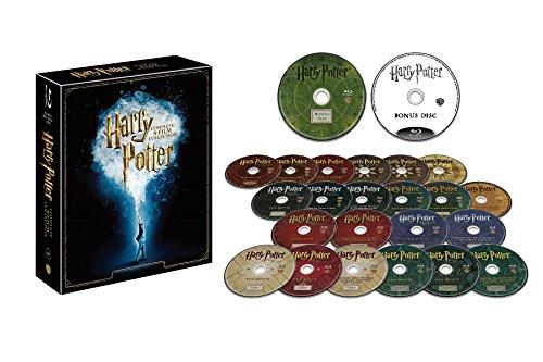 ハリー・ポッター コンプリート 8-Film BOX (24枚組) [Blu...