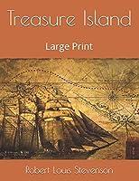 Treasure Island: Large Print