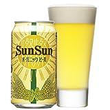 クラフトビール ヤッホーブルーイング サンサンオーガニックビール 缶 350ml