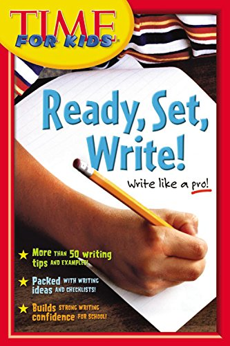 Time for Kids Ready, Set, Write! (Time for Kids Writer's Handbook)の詳細を見る