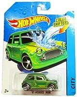 Hot Wheels - 2014 Color Shifters - City 42/48 - '61 Morris Mini by Mattel [並行輸入品]