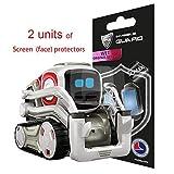 IPG IPG (コズモ)Cozmo Robot 顔部分用 INVISIBLE GUARD スクリーン保護フィルム  (2枚入り) 子供やおペットの付ける予期せぬ傷から保護します!    CM 001 クリア