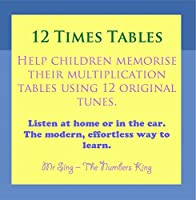 12 Times Tables [並行輸入品]