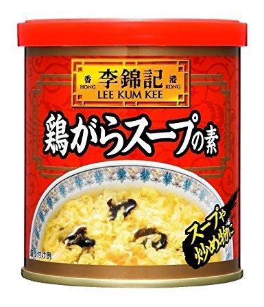 李錦記 鶏がらスープの素 120g×2個