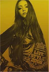 """安室奈美恵 namie amuro BEST tour """"Live Style 2006"""" [DVD]"""