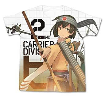 艦隊これくしょん -艦これ- 飛龍改二フルグラフィックTシャツ ホワイト Sサイズ