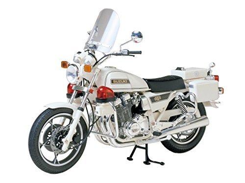 Tamiya 1/ 12オートバイシリーズNo。20スズキgsx750ポリスタイププラスチックモデル14020